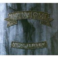 "BON JOVI ""NEW JERSEY (SPECIAL EDITION) "" CD NEW!"