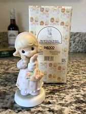 Precious Moments-May All Your Days Be Rosy-Limited Edition 2000
