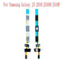 OEM Home Button + Earphone Jack Flex Cable for Samsung Galaxy J5 2016//J510F