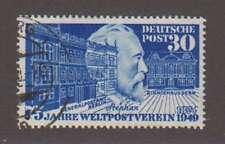 B4286: Germany #669 Used, Sound; CV $37