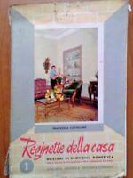Reginette della casa 1 - Nozioni di economia domestica - Francesca Castellino