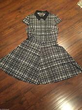 Dorothy Perkins Short Sleeve Checked Dresses for Women