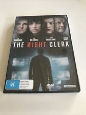 The Night Clerk (dvd 2020) R4 Movie Helen Hunt