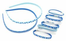 Zest 10 Piece Hair Accessory Set 2 Alice Bands and 8 Hair Band