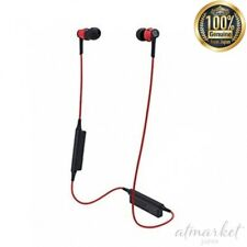 Audio-Technica Ath-Ckr35bt-Rd Bluethooth Inalámbrico Auriculares Rojo F/S Desde