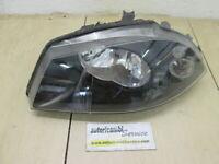 6L1941752M Feux Phare Projecteur Avant Gauche SEAT Ibiza 1.2 B 5M 47KW (2