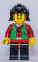 LEGO ®-Minifigur Castle - Ninja  Räuber Robber Helm 3016 1184 1099 4805 - cas053