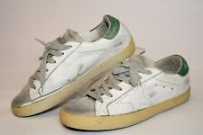 Golden Goose Superstar GGDB Venezia Womens 38 Distressed Sneaker Italy Shoes