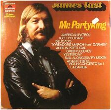 James Last, Mr. Partyking, 1968, VG+/VG+, LP (5228)