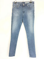 AG Adriano Goldschmied Womens Sz 29 R Jeans Middi Ankle Mid Rise Legging Skinny