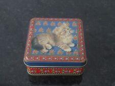 Lesley Anne Ivory Cats Sweet / Trinket Tin  (B11)