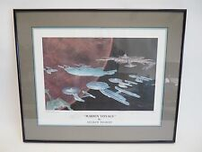"STAR TREK ""MAIDEN VOYAGE"" SIGNED BY ROBERT PROBERT LIMITED EDITION POSTER"