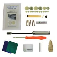 IC Clarinet Pads, Pad Kit, Springs, Key Oil, fits Buffet Clarinets, Made in USA