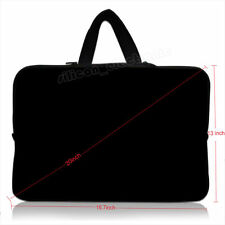 "17"" 17.3"" Laptop Notebook Computer PC Handle Sleeve Case Bag with Hide Handle"