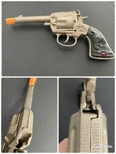 1950's Vintage Buffalo Bill Toy Cap Gun Never Used - Great Condition