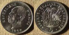 Haiti : 1905(W) 5 Ct  Proof  Very Minor Rubs   #53  IR3658