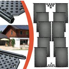 Pool Solarabsorber Poolheizung OKU Schwimmbadheizung SET Pools b.20m² Oberfläche