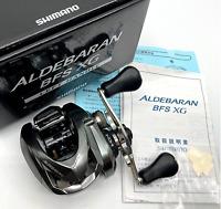 New SHIMANO 16 Aldebaran BFS XG Left handed Bait casting reel from Japan