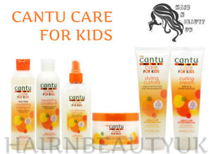 Cantu Care For Kids Gentle Care For Textured Hair (Full Range) *SPECIAL OFFER*