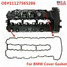 Valve Cover Gasket Set Replacement For BMW N54B30A L6 3.0L E60 E71 E82 E83 E88 E90 F01 2007-2016
