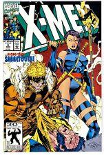 1)X-MEN #6(3/92)3rd OMEGA-RED/2nd MAVERICK(LONGSHOT/WOLVERINE)CGC IT(9.6)JIM LEE