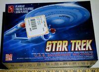 AMT Star Trek Enterprise NCC-1701-C 1/2500 scale Model Kit new