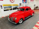 1939 Ford Deluxe All Steel Street Rod - SEE VIDEO Ford Deluxe Red with 0 Miles, for sale!