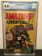 Amazing Adventures 1 silver age Lee, Ditko, KIrby