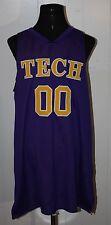 Pro Look Sports Purple Gold Reversible Tech Basketball Jersey 3Xl