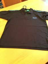 boys clothes 13 years Navy Cotton Lonsdale Polo Shirt Top