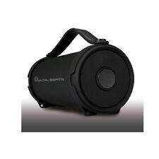 6x Mental Beats Indoor & Outdoor Heavy Duty Bluetooth Speaker With Carry Handle