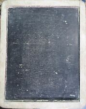 vintage Notice Board Wood chalk black Board Kitchen Yard office blank Sign Frame