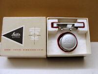 """Leitz 11918 - Leica Summicron-M 1:2/50mm+ Brille """"SOMNI Sammlerstück"""" - BOX!"""