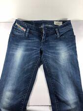Diesel Matic 008L6 Stretch Slim Skinny Tapered Denim Jeans 26x32* RARE!