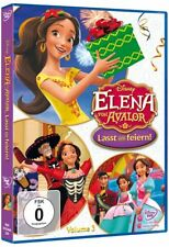 Disney´s Elena von Avalor: Lasst uns feiern! - Vol. 3 - DVD - *NEU*