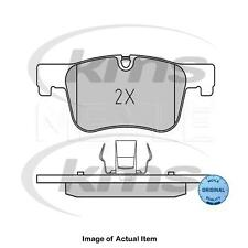 New Genuine MEYLE Brake Pad Set 025 255 0618 Top German Quality