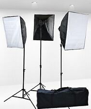 Fancierstudio Professional Digital Video Continuous Softbox Lighting Kit with...