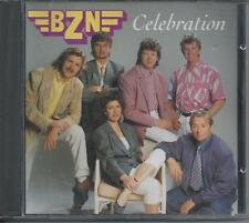 BZN - Celebration CD Album 14TR Holland POP 1991 RARE!!