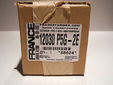 Franceformer 12,000/30 Neon Transformer NIB 2012 MANUFACTURE!electric Sign PARTS