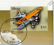 CURTISS BF2C-1 Model 67 GOSHAWK Aircraft Stamp FDC (100 Years of Powered Flight)