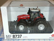 Massey Ferguson 8737 Tractor all Duals 1/32 by Universal Hobbies