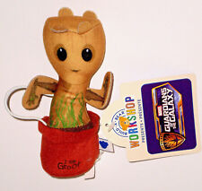 Build a Bear Potted Baby GROOT Wrist Accessory Guardians of the Galaxy Mini Toy