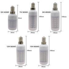 220V B22 G9 GU10 E27 E14 LED Corn Light Bulb 5w-15w Lamp Warm/Cool/Natural White