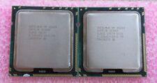 Matching Pair of Intel Xeon Six-Core X5680 SLBV5 3.33GHz 12MB LGA1366 CPU Tested