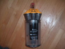Dyson DC33 Vacuum Part Yellow Cyclone Dust Bin Canister Dirt Cup Assembly Used