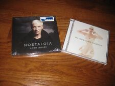 Nostalgia - Annie Lennox ( New Deluxe Limited Edition CD/DVD) *Free Bonus CD*