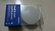 OFFICIAL GENUINE  SEALED Nokia MD-12 Bluetooth Mini Speaker - WHITE