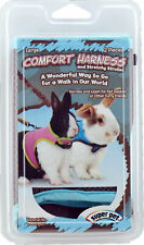 Superpet Small Pet, Easy To Fit, Comfort Harness With Stretch Stroller, Large