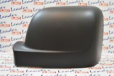 GENUINE Vauxhall VIVARO B - DOOR / WING MIRROR COVER BLACK - LHS / PASSENGER NEW