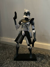 Star Wars Figure Commander Wolffe Gentle Giant Clonetrooper Maquette Rare